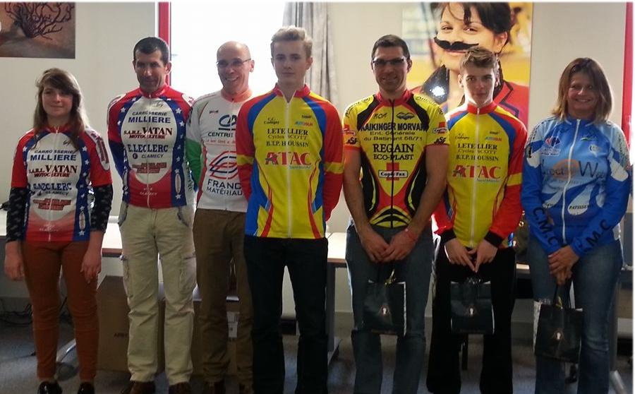 Challenge Cyclosport 2016